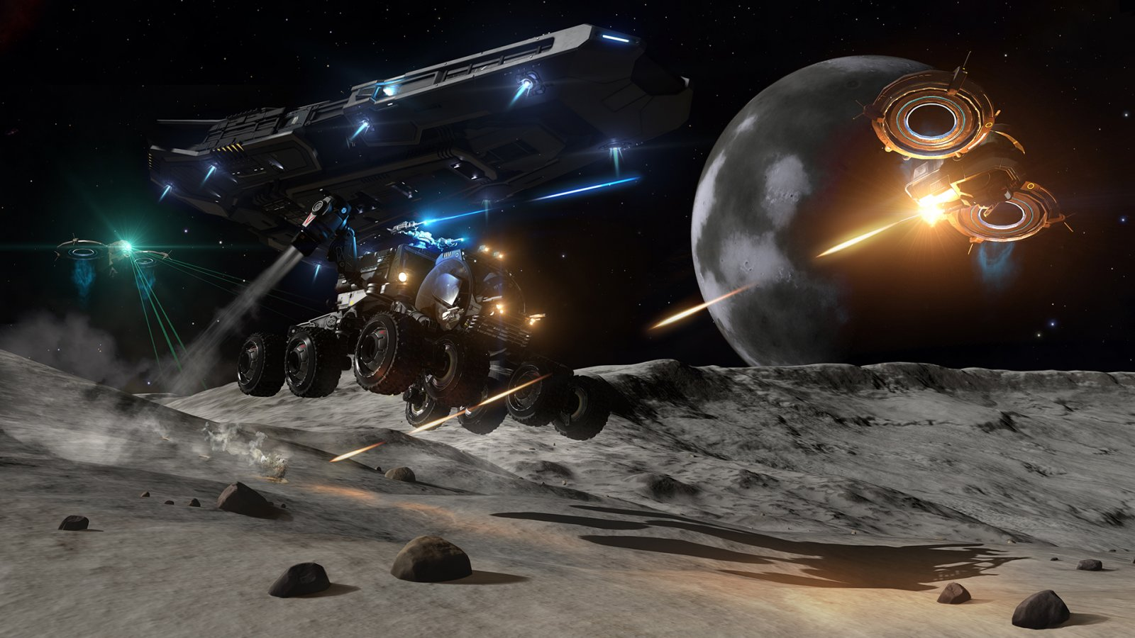 Elite Dangerous: Horizons Launches Today for Xbox One! - Frontier