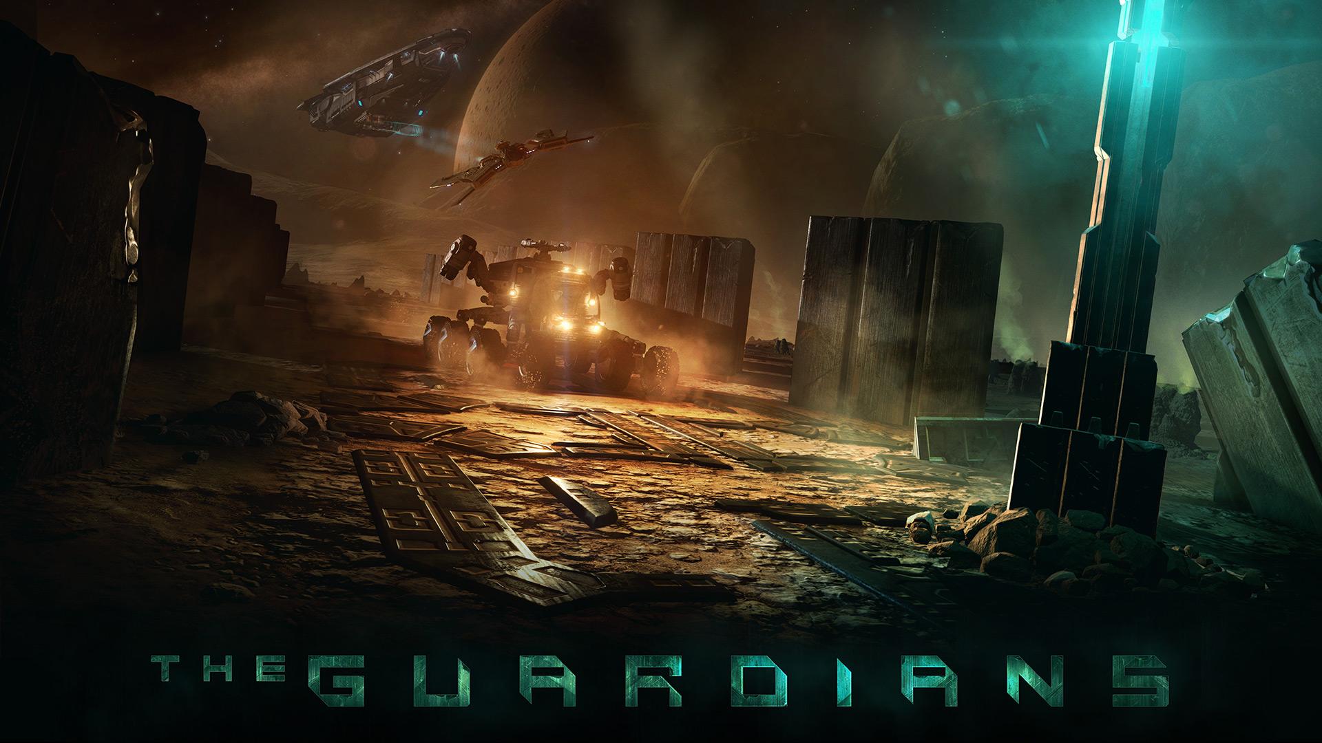 Elite Dangerous: Horizons 2 2 'The Guardians' Launches today! - Frontier