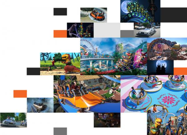Planet Coaster Strategic Overview Image