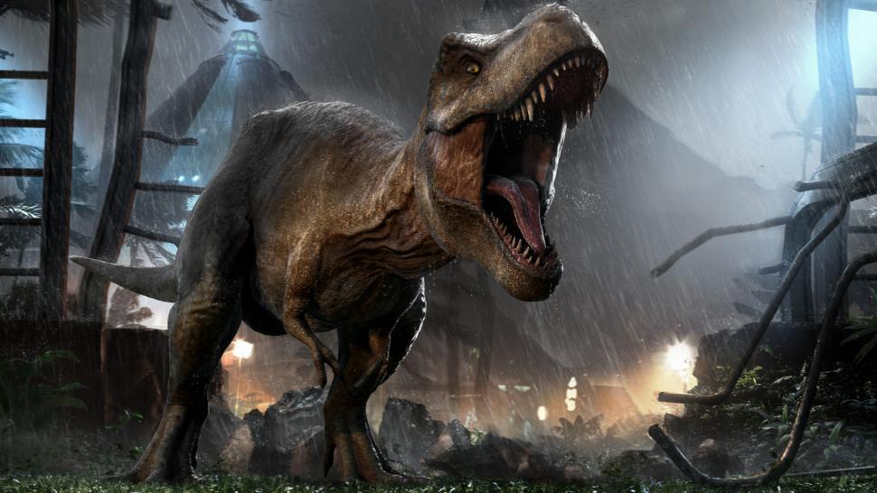Jurassic World Evolution(Physical)