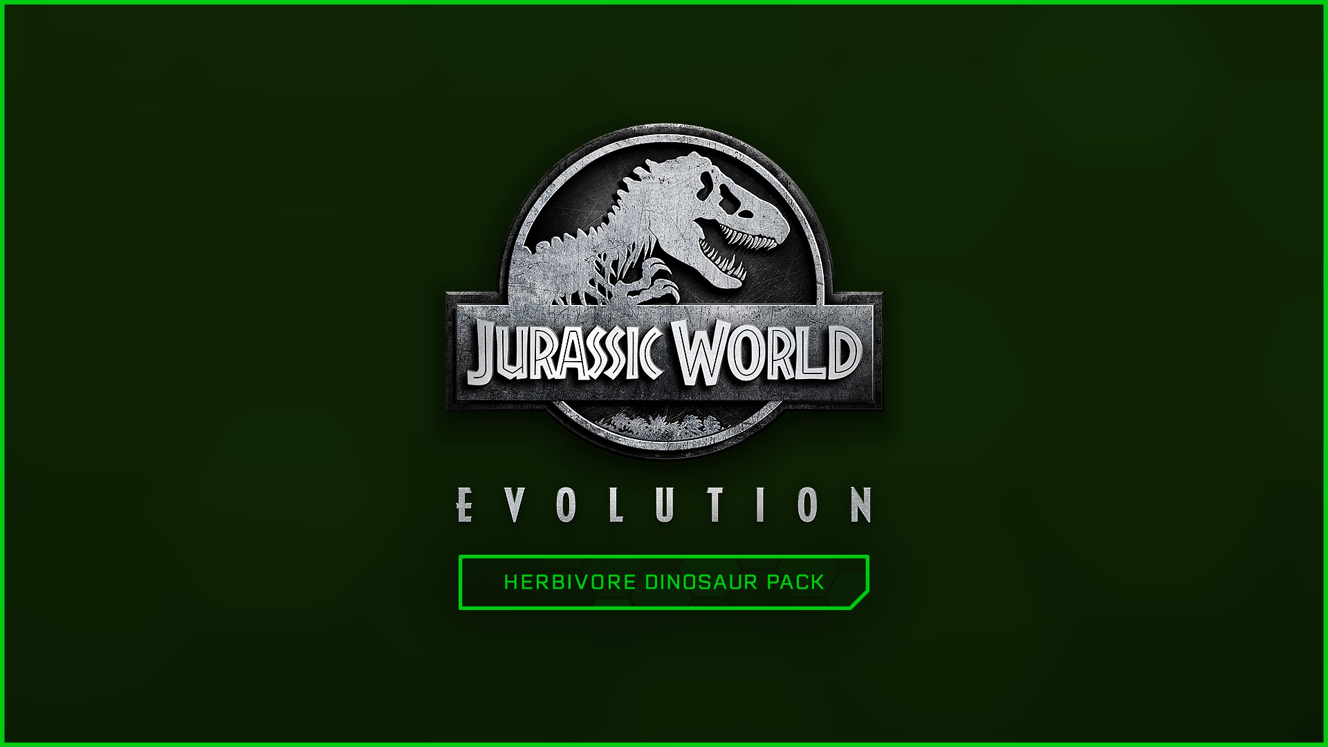 Jurassic World Evolution: Herbivore Pack