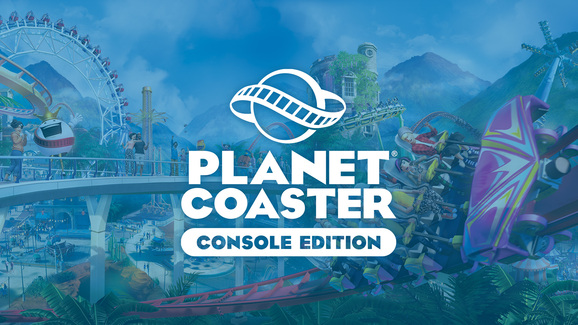 Planet Coaster arrives on Xbox One and PlayStation 4, Summer 2020 - Frontier