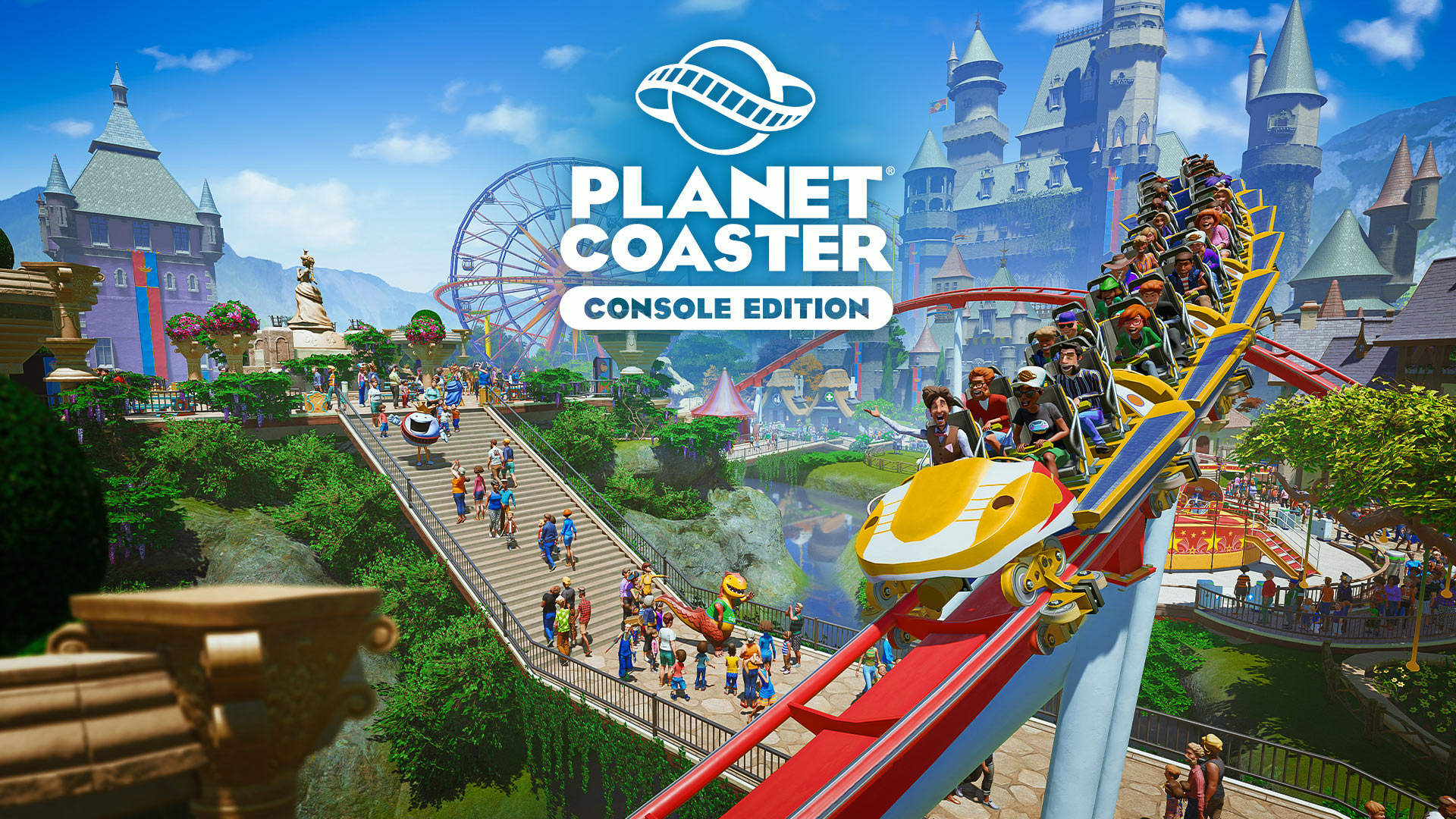 Planet Coaster: Console Edition available to pre-order now - Frontier