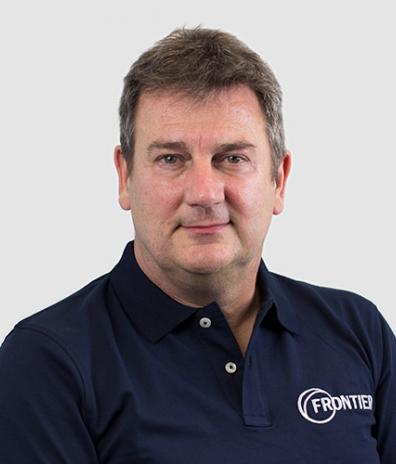 David Walsh Headshot