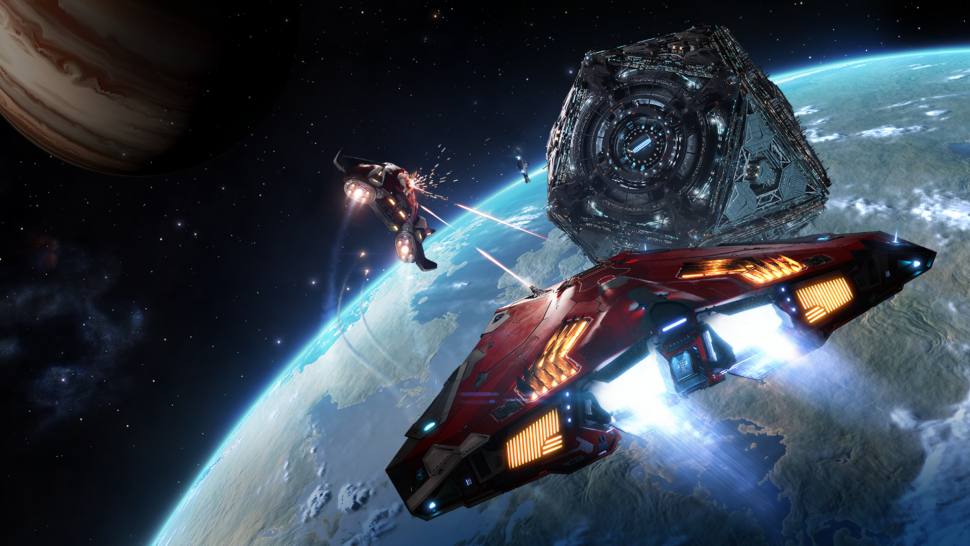 Elite Dangerous Launches for PlayStation 4 Today - Frontier