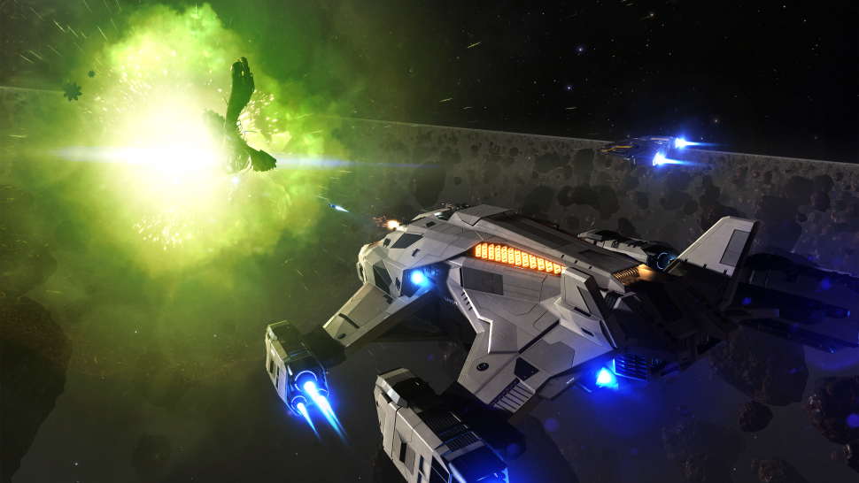 ELITE DANGEROUS: BEYOND - CHAPTER ONE Open Beta Launches