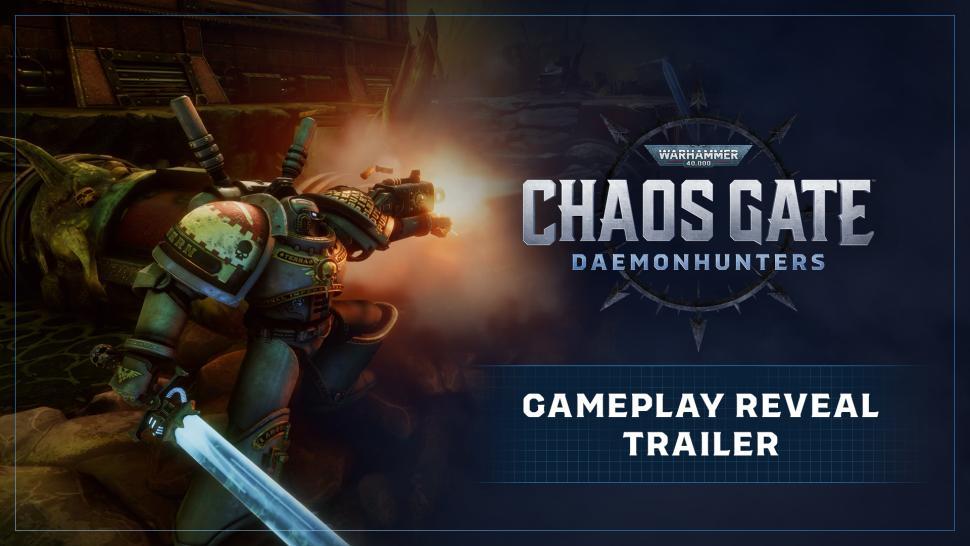 Warhammer 40,000: Chaos Gate - Daemonhunters Gameplay Reveal Trailer