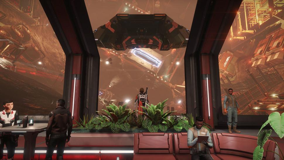 Elite Dangerous: Odyssey Dev Diary 2