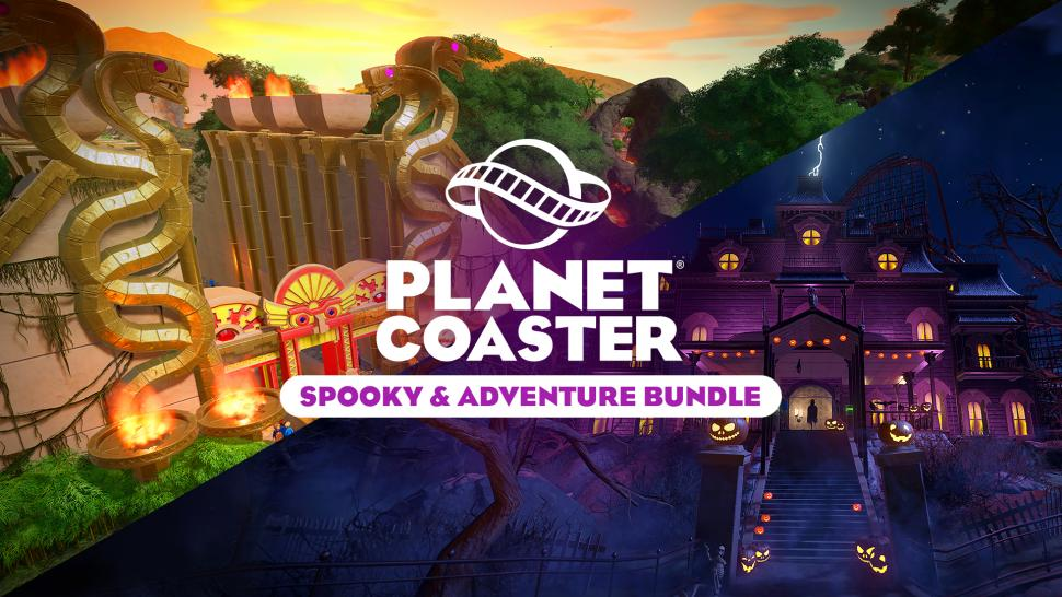 Spooky & Adventure Bundle