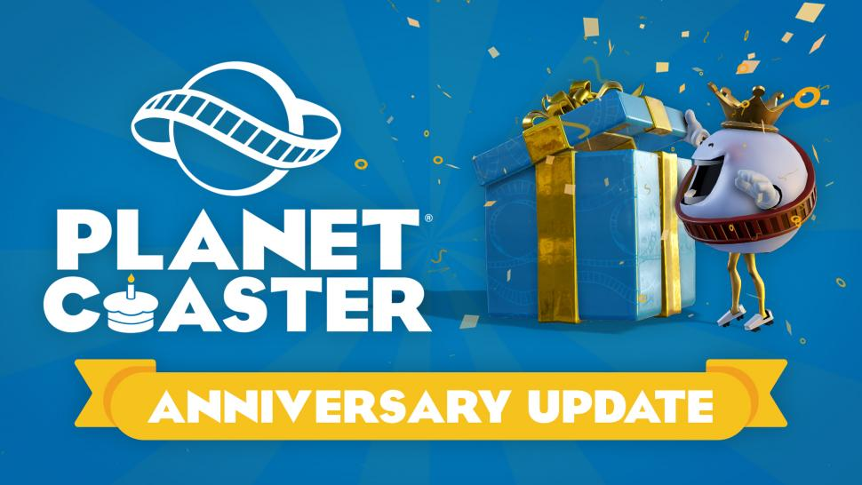 Planet Coaster Fourth Major FREE Update Available Now - Frontier