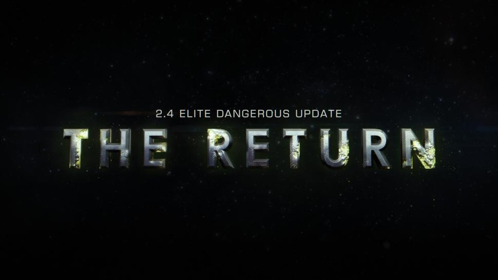The Thargoids Return in Elite Dangerous: Horizons 2 4 - Frontier